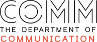 The Department of Communication Logo